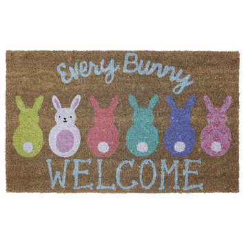 Sonoma Outdoors Every Bunny Welcome Coir From Kohl S