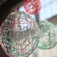 Home Décor DIY: Thought Bubbles