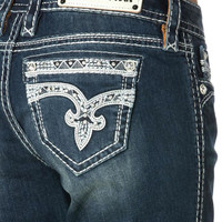 Rock Revival Chereen Easy Bootcut Jeans