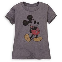 Mickey Mouse Tee for Girls   Disney Store