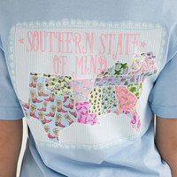 Southern State Of Mind Tee | Southern Girl Prep