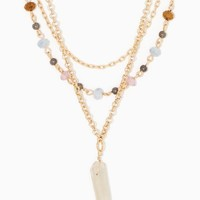 Ava Layered Necklace | Fashion Jewelry - Icon | charming charlie