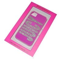 Juicy Couture - Black Friday Pink JUICY Limited Released - Iphone Hardshell Case