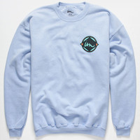 Imperial Motion Charter Mens Sweatshirt Blue/White  In Sizes