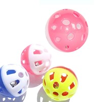 Tinkle Bell Ball Pet Toy