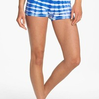 Solow Tie Dye Yoga Shorts | Nordstrom