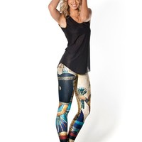 Winter Hot Sale Skinny Pants Stylish Slim Print Leggings [6049164417]