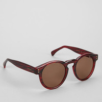 Urban Outfitters - KOMONO The Clement Beetroot Sunglasses