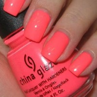 China Glaze Nail Laquer with Hardeners Flip Flop Fantasy (Quantity of 4):Amazon:Beauty