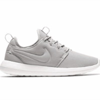 NIKE ROSHE TWO Women Casual Running Sport Sneakers Shoes grey H 8-22