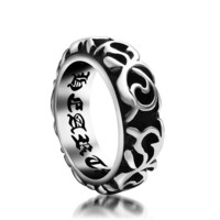 Gift Jewelry Shiny New Arrival Titanium Stylish Accessory Ring [6542667395]