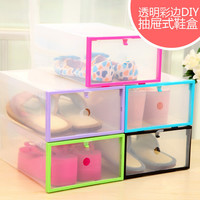 Thicken Korean Diy Storage Multifunction Plastic Shoes = 4877805956
