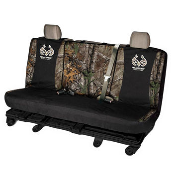 Realtree Xtra Camo Switch Back Bench Seat Cover