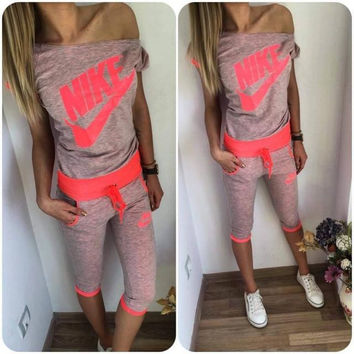 Nike: Women's sports and leisure sports