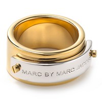 MARC BY MARC JACOBS Logo Ring