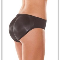 Molded Padded Panties, Preshaped Butt Enhancers, Shaped Padded Underwear, Comfy Butt Shapers, Butt Shapers