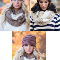 C.C. Two Tone Mixed Color Hats