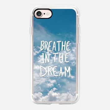 Breathe in the Dream iPhone 7 Case by Lisa Argyropoulos | Casetify