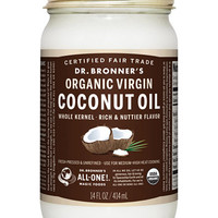 Dr. Bronner's Whole Kernel Organic Virgin Coconut Oil - Just Arrived - Beauty - Macy's