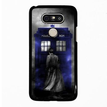 MYSTIC TARDIS BOX DOCTOR WHO LG G5 Case Cover