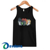 I Put A Spell On Mew Tank Top Men And Women Size S to 3XL