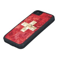 Flag of Switzerland Case For iPhone 5