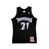 Mitchell & Ness Minnesota Timberwolves Authentic 1997-98 Kevin Garnett Alternate Jersey