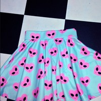 SWEET LORD O'MIGHTY! SWEETHEART SK8R SKIRT