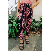 Transitional Piece Pants: Multi