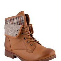 Spraypaint Ankle Boot