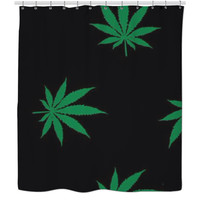 Weed curtains
