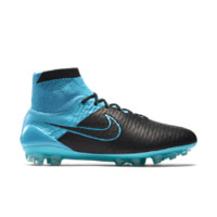 Nike Magista Obra Leather Men's Artificial-Grass Soccer Cleat