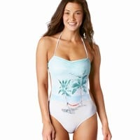 Aerie Women's Photo One-piece Swimsuit (Multi)