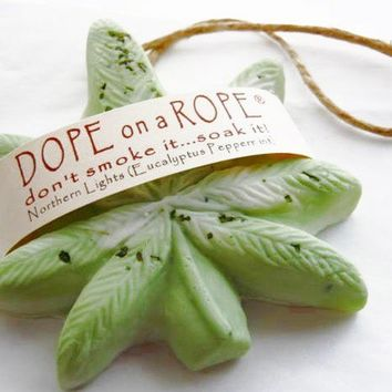 Dope on a Rope Soap: Hemp Soap