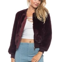 Margot Fur Jacket