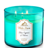 BLUE CYPRESS & VETIVER3-Wick Candle