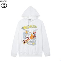 GG men's and women's fashion pullover hoodie sweater