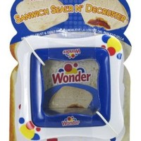 Wonder Sandwich Sealer N Decruster (Colors may vary)