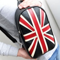 Back To School Comfort England Style Casual Bag Backpack [6583114119]