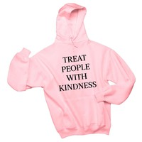 Harry Styles - Treat People With Kindness Unisex Adult Hoodie Sweatshirt