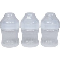 Parent's Choice Wide Neck Baby Bottles - 5 oz, 3 ct - Walmart.com