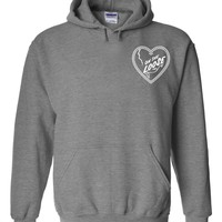 "Niall Horan ""On The Loose Heart"" CORNER Hoodie Sweatshirt"