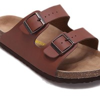 Birkenstock Arizona Sandals Bronzing
