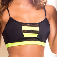 Vertical Vixen Archer Workout Top