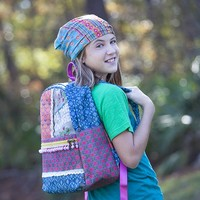 Be  The  Change  Natural  Life  Backpack  From  Natural  Life