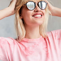 Ray-Ban Round Flat Lens Sunglasses - Urban Outfitters