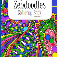 My Pocket Zendoodles Coloring Book: Color Your Stress Away (Pocket Pals)
