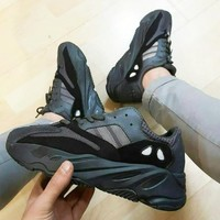 Adidas Yeezy 700 Runner Boost Fashion Casual Running Sport Shoes-14