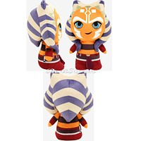 Licensed cool AHSOKA ECCC 2018 FUNKO GALACTIC PLUSHIES STAR WARS Spring Convention Hot Topic