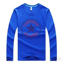 Converse Casual Long Sleeve Top Sweater Pullover